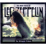 Box 3 Cds Led Zeppelin   The Many Faces Of   Novo