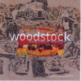Box 4 Cds   Woodstock 3 Days Of Peace & Music  1994