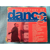 Box 5 Cds The History Of Dance 2 80-92 1ª Ed 1993 Importado