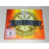 Box Alter Bridge   Live From Amsterdam  digipack Cd   Dvd