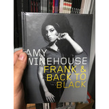 Box Amy Whinehouse Frank & Back To Black 4 Cds  importado