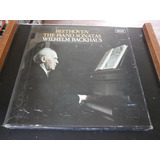 Box Beethoven  The Piano Sonatas  Wilhelm Backhaus 10 Discos