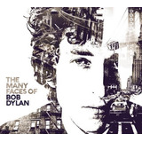 Box Bob Dylan   The Many Faces Of   Digip   3 Cd s  991945