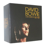 Box David Bowie A New Career In A New Town 1977 1982 11 Cds