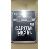Box Dvd   2 Cds Capital Inicial Acustico Nyc   Original Novo