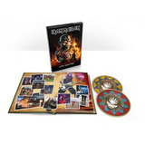 Box Iron Maiden   Book Of Souls Live Chapter  pronta entrega