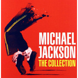Box Michael Jackson   The Collection 5 Cds digipack  967496
