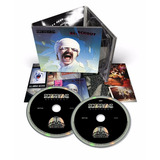 Box Scorpions   Blackout  digipack Deluxe Cd Remaster   Dvd