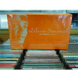Box Wilson Simonal   Na Odeon  1961 1971    9 Cds   Lacrado