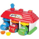 Brinquedo Infantil Baby Garage   Big Star