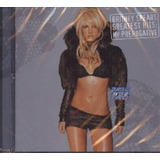 Britney Spears Greatest Hits: My Prerogative Novo Lacrado Cd