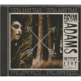 Bryan Adams   Cd Milestones Live   Music Tape 1996