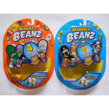 C807   2 Bl�steres Mighty Beanz  8 Feij�es   S�rie Orig  E 2
