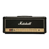 Cabecote Marshall Dsl100h 100watts  footswitch