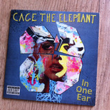 Cage The Elephant   In One Ear   Cd Single Importado