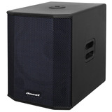 Caixa Ativa Grave Subwoofer Oneal Opsb 2500 1000 Watts Rms