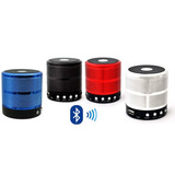 Caixa De Som Speaker Bluetooth Usb Sd Card Fun��o Telefone
