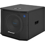 Caixa Subwoofer Grave Ativo Oneal Opsb 2218 600 Watts Rms