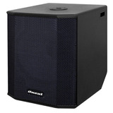 Caixa Subwoofer Grave Ativo Oneal Opsb 2800 1000 Watts Rms