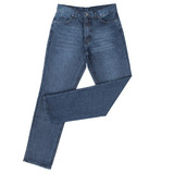 Cal�a Jeans Masculina Azul Chicago Regular Fit   Lee 200 1e