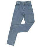 Cal�a Jeans Masculina Azul Claro Chicago  Regular Fit   Lee