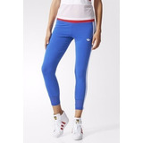 6b188a4f864 Calça Legging Los Angeles Color Block adidas Originals Dom