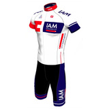 Camisa Bretelle Ciclismo Barbedo Equipe Iam Cycling c34283a1965c0