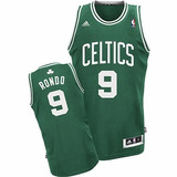 Camisa De Basquete Celtics Nba Baskett Boston Verde Branca