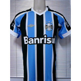 Camisa Gremio Game Oficial Umbro 2015 2016 C Nota Fiscal cfdee0af20229