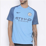 ea6f42a103 Times Ingleses > Camisa Manchester City 2016 2017 Uniforme Frete ...