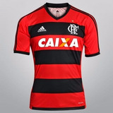 Camisa Original Do Flamengo 2015 Feminina Baby Look Fla Nova