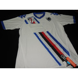 Camisa Sampdoria Away 2010 11 Tam  G