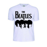 Camisas Camisetas The Beatles Banda Rock Baby Look Rock Pop