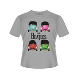 Camiseta Beatles 4 Fusca