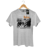 Camiseta Masculina Oficial The Beatles Rubber Soul Picture