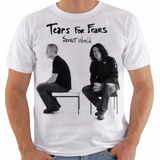 Camiseta Ou Baby Look Ou Regata Tears For Fears Secret World
