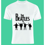 Camiseta Personalizada   The Beatles