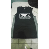 Camiseta Regata Performance Importada Eua Bad Boy M