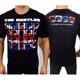 Camiseta The Beatles E922 Consulado Do Rock Camisa Banda