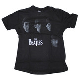 Camiseta The Beatles With The Beatles Stamp