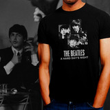 Camiseta The Beatles: A Hard Day s Night 100% Algod�o  Cd Lp