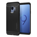 Capa Galaxy S9 Original Spigen Case Premium Rugged Armor