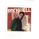 Capa Lp Compacto Rockwell   Obs