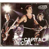 Capital Incial Multishow Ao Vivo Cd Digipack Lacrado  Sony