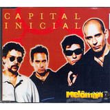 Capital Inicial 1998 Eu Vou Estar Cd Single