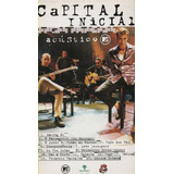 Capital Inicial Acústico   Vhs   Mtv   Abril Music    2000