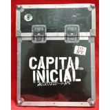 Capital Inicial Box 2 Cds 1 Dvd  acustico Nyc lacado Orig