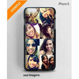 Case Capa Capinha Iphone 6 Plus Personalizada Com Foto