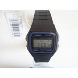 Casio F 91 Digital Alarme Cronômetro Original Retro Casio