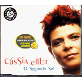 Cássia Eller Cd Single O Segundo Sol   Raro